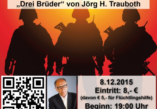 Plakat A4 Musik Wolf 081215