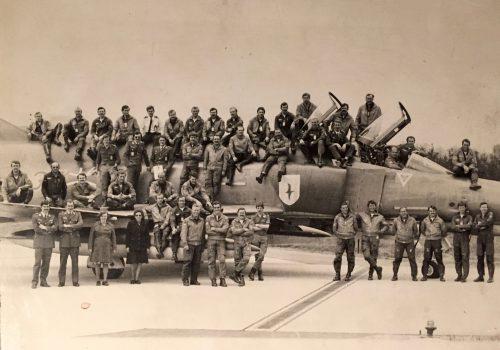 1. Staffel Jabo G 35