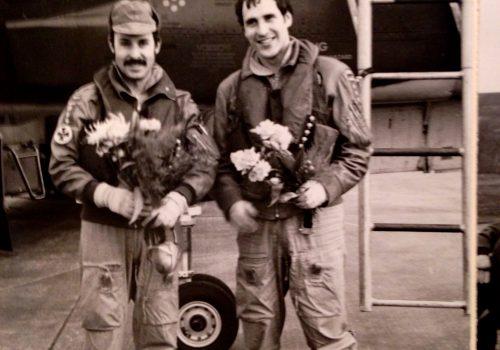 Schunke:Trauboth last flight