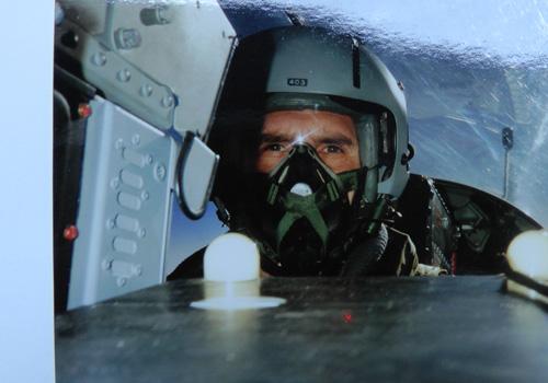 JHT Im Cockpit eines Luftwaffen- Tornados