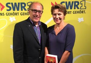 """SWR1 """"Leute"""" am 11.9.2015 mit Petra Zundel"""
