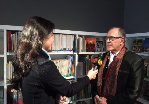 Interview Phoenix Hongkong TV