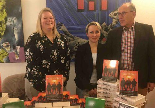 Lesung und Diskussion VHS Geilenkirchen 29.11.2018
