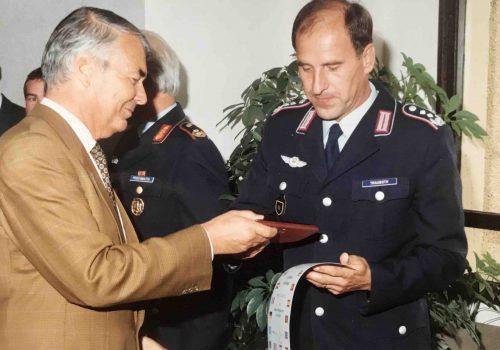 jt-Gen Soeder-Oberst Trauboth Bruessel 1993